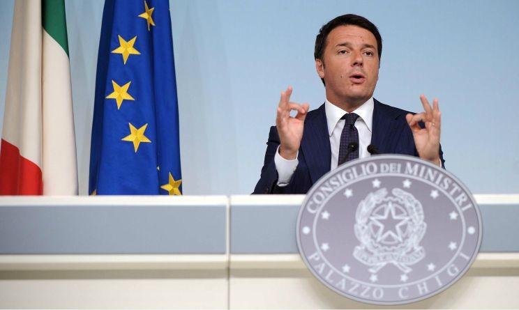 Renzi firma il Patto per la Sicilia: gli interventi finanziati alle Eolie