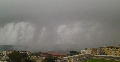 Meteo in Sicilia: continuano le piogge ei temporali