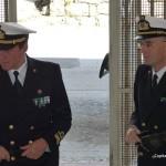 Il Comandante Marittimo Sicilia in visita a Porto Empedocle