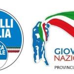 Iniziativa di Fratelli d'Italia e Gioventù Nazionale per l'Unità nazionale
