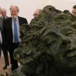 """Empedocles"": i bronzi di Greg Wyatt a Porto Empedocle"