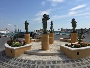 monumento Empedocle's