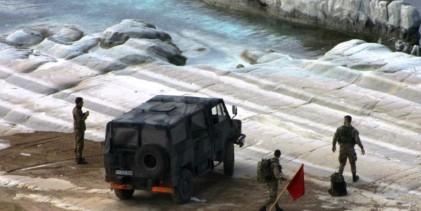 """Mareamico fa un appello all'esercito: """"ripristinare le strade d'accesso a Punta Bianca"""""""