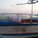 Torre Salsa: rinvenuto barcone impiegato per sbarco migranti