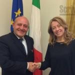Amministrative Agrigento: Cirino (FdI) presenta i suoi assessori – FOTO