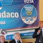 Ciulla (FdI): Fratelli d'Italia l'unica vera novità di queste elezioni amministrative