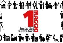 1° Maggio: giorno dedicato alla commemorazione del lavoro