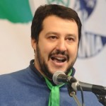 Elezioni Regionali, Matteo Salvini arriva ad Agrigento
