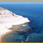 Scala dei Turchi, la marna che non perdona