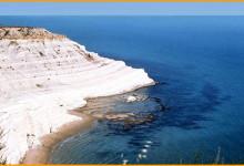 """Scala dei Turchi: è """"lotta"""" sulla titolarità della splendida scala di marna bianca"""