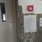 Agrigento, gli uffici del Comune senza ascensori da mesi