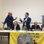Amministrative Agrigento, incontro dei candidati sindaci al Coni: Alessi e Firetto grandi assenti – FOTO