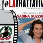 Martedì a Grotte #LaTrattativa con Sabina Guzzanti