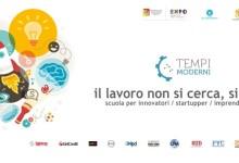 II Edizione Scuola TempiModerni, percorso di accelerazione per lo Start up d'impresa