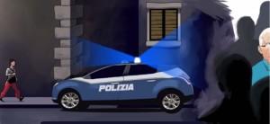 video polizia