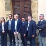 Comune di Agrigento, Firetto presenta la giunta – FOTO E VIDEO