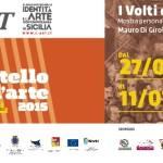 Nuova mostra I Art: l'artista Di Girolamo al Castello di Naro