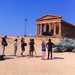 Film Commission, la Valle dei Templi su ITV