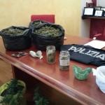 Droga a Licata, due arresti della Polizia di Stato