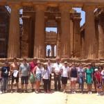 L'Educational Tour fa tappa ad Agrigento e Realmonte