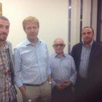 Favara Ovest: incontro fra le delegazioni di Agrigento e Favara