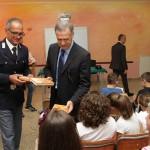 """La Polizia di Stato nelle scuole per il progetto """"Un anno con Vis e Musa"""" – FOTO"""