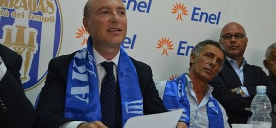 """Akragas, Giavarini annuncia: """"in atto una trattativa per la cessione del club"""""""