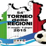 Calcio, al via i quarti di finale del Torneo delle Regioni 2015