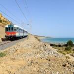 """""""Scala dei turchi express"""": da Palermo riparte il treno storico per la meravigliosa scogliera di marna bianca"""