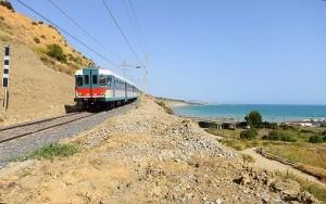 treno mare