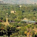 I treni di Akragas: prossimo treno nella valle dei templi sabato 8 agosto