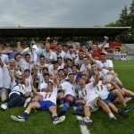 Calcio, juniores regionali: Vigor Perconti sul tetto d'Italia