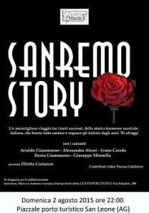 San Remo storia della canzone
