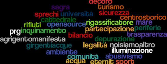 """#AgrigentoManifesta: tutto il """"già detto"""" che oggi fa notizia"""