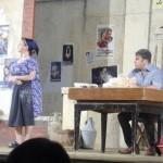 """Aragona, successo di pubblico per la commedia di Aristotele Cuffaro """"Stigna lu stomacu"""""""