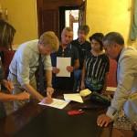 Autobus Turistico da Agrigento alla Scala dei Turchi: Firetto firma convenzione con la Tua