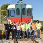Ferrovia dei Templi, sabato 11 luglio trenino in onore a San Calogero