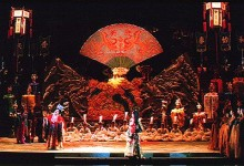 Selezioni figuranti per la Turandot di Giacomo Puccini