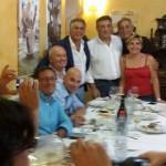 A Licata serata conviviale del gruppo Forza Italia con l'On. Gallo