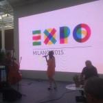 """""""Sicilia my love"""" in scena ieri sera in scena la  #ClusterBioMediterraneo-Expo 2015"""
