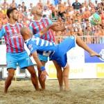 Beach Soccer, Serie A Beretta: Viareggio e Terracina in finale col brivido