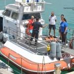 Capitaneria di Porto e Croce Rossa: prima giornata senza alcun incidente