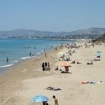 Un ordigno bellico in spiaggia: messa in sicurezza area a Menfi