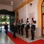 Carabinieri: il generale Galletta in visita ad Agrigento