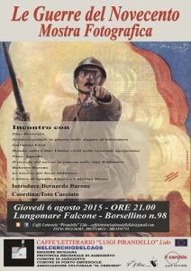manifesto guerre