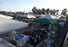 Mercatino etnico a San Leone: merce contraffatta e controlli assenti