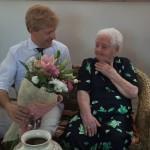 Agrigento, nonna Crocefissa compie 100 anni