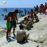 Scala dei Turchi senza controlli: l'allarme di MareAmico – VIDEO