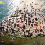 Scala dei Turchi, nessun controllo e tanto pericolo: l'allarme di MareAmico – VIDEO