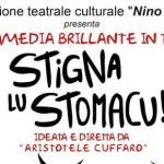 """Al teatro Costabianca di Realmonte la brillante commedia """"Stigna lu stomacu"""" di Aristotele Cuffaro – VIDEO"""